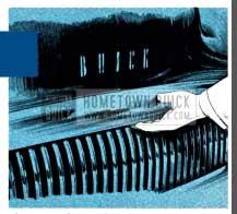 1954 Buick Hood Operation