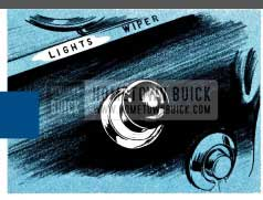 1954 Buick Lights