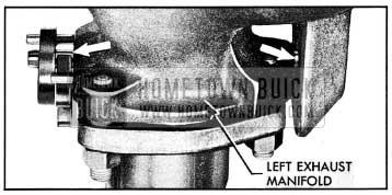 1954 Buick Manifold Valve