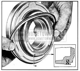 1954 Buick Replacement of Clutch Piston Outer Seal