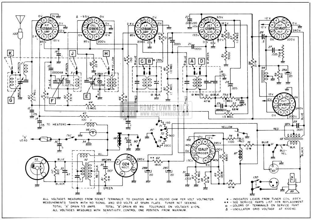 Emg 85x Wiring Diagram