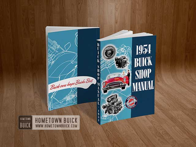 1954 Buick Shop Manual