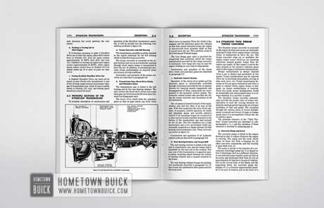 1954 Buick Shop Manual - 05