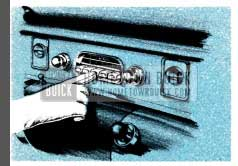 1954 Buick Sonomatic Radio