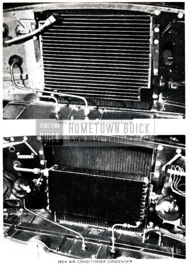 1955 Buick Air Conditioner Condenser