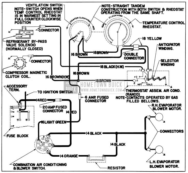 1955 Buick Fuse Box bull Wiring Diagram For Free