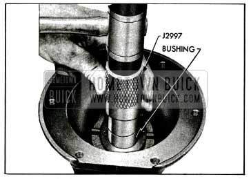 1955 Buick Bushing Remover and Replacer J 2997