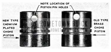 1955 Buick Choke Piston