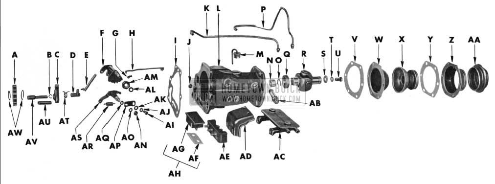dynaflow parts diagram