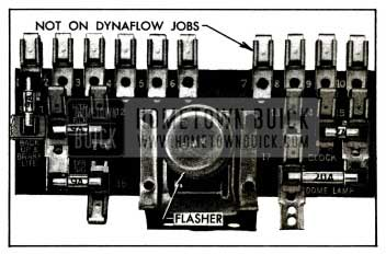 1955 buick fuse block 1955 buick wiring diagrams hometown buick 1957 buick special fuse box location at gsmx.co