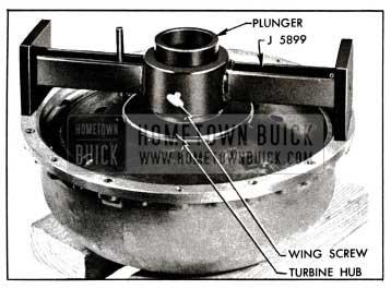 1955 Buick Gauge J 5899 on Pump and Turbine