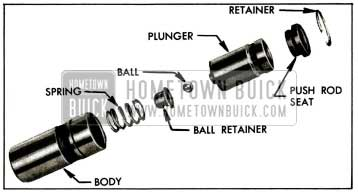1955 Buick Hydraulic Valve Lifter Parts
