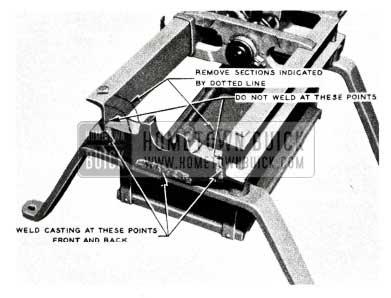 1955 Buick Pinion Press