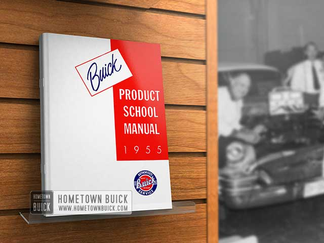 1953 Buick Product School Manual