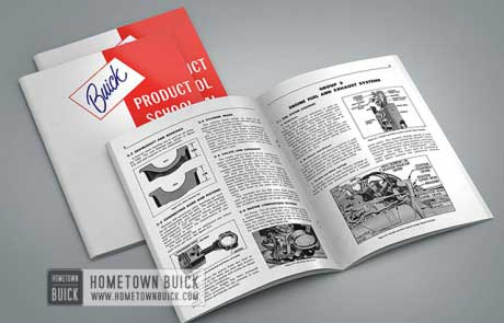 1955 Buick Product School Manual - 02