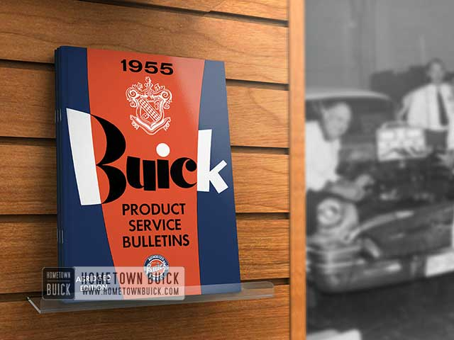 1954 Buick Product Service Bulletins Abridged Edition
