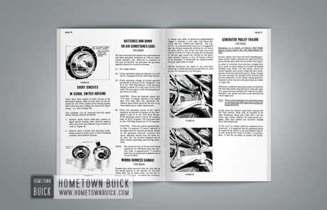 1955 Buick Product Service Bulletins AE - 06