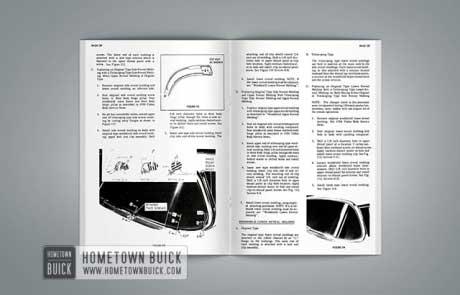 1955 Buick Product Service Bulletins AE - 07