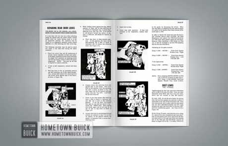 1955 Buick Product Service Bulletins AE - 08