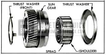 1955 Buick Sun Gear Parts