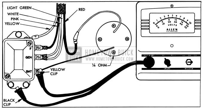 [DIAGRAM_38IS]  1955 Buick Generating System - Hometown Buick | 1955 Buick Generator Wiring |  | Hometown Buick