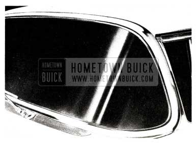 1955 Buick Windshield