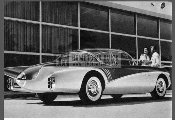 1956 Buick 1956 Buick Centurion