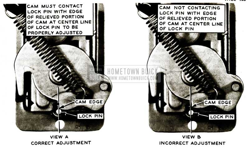 1956 Buick Air Conditioner Ranco Valve Adjustment