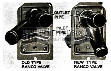 1956 Buick Air Conditioner Ranco Valve