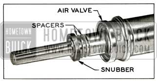 1956 Buick Air Valve and Snubber