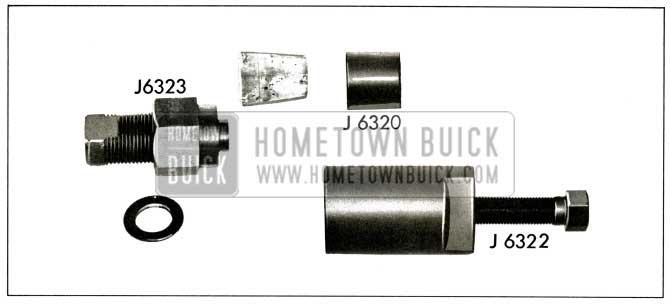 1956 Buick Airconditioning Tools
