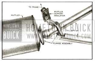 1956 Buick Ball Joint Connector