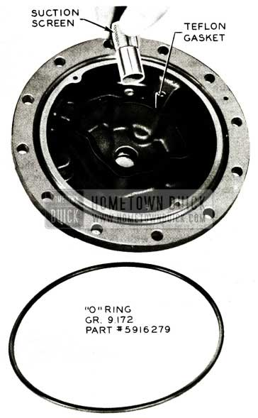 1956 Buick Compressor O-Ring