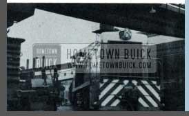 1956 Buick Diesel Locomotive