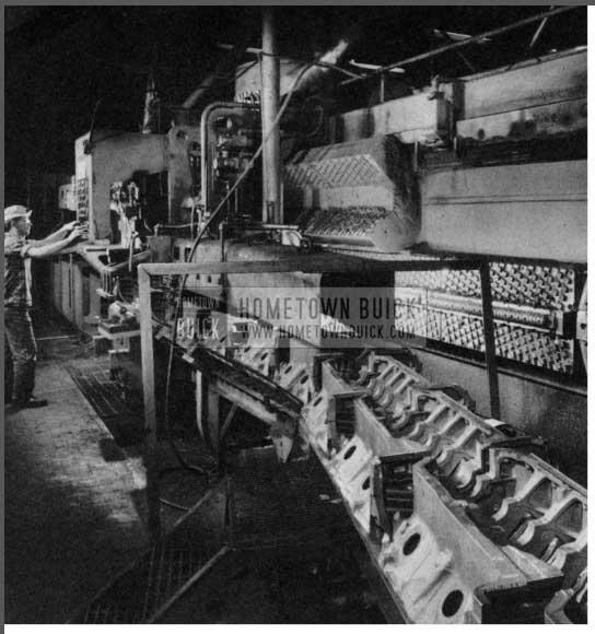 1956 Buick Engine Plant