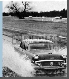 1956 Buick Factory Test Run