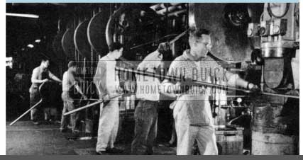 1956 Buick Gear and Axle Plant
