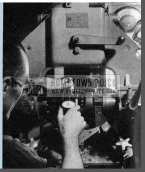 1956 Buick Gear Machinery