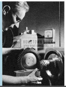 1956 Buick Gear Pinion