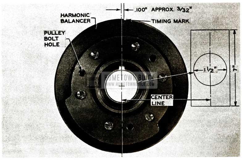 1956 Buick Harmonic Balancer