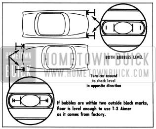 1956 Buick Headlight Levelling