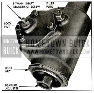 1956 Buick Manual Steering Gear