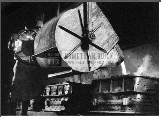 1956 Buick Metal Machinery