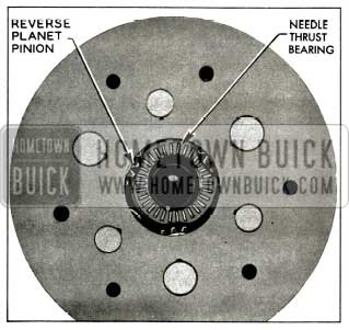 1956 Buick Needle Thrust Bearing