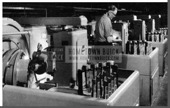 1956 Buick Plant Gauges