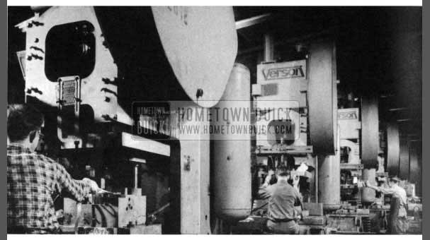 1956 Buick Plant Machinery