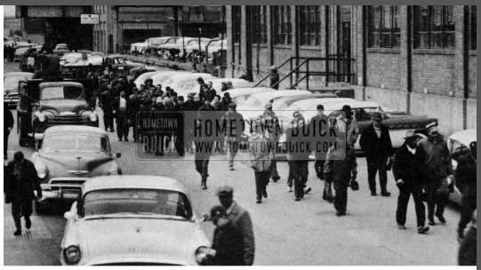 1956 Buick Plant Street