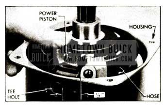 1956 Buick Power Brake Vacuum Leak Repair