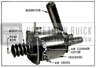 1956 Buick Power Cylinder
