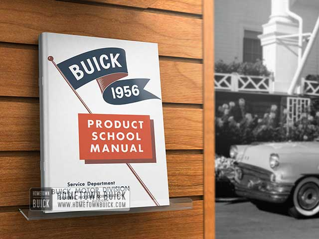 1956 Product School Manual